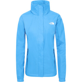 The North Face Resolve 2 Giacca Donna, clear lake blue